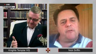 Templar Report Live (Special Guest Nick Griffin) - 23 April 2020
