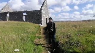 Síol na hÉireann visit Clona Church, Inishowen Co. Donegal