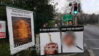 The Pro Life Offensive Continues: Lifford Abortion Protest