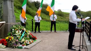 Niall McConnell Gives Speech at the National Commemoration of Michael Collins 2020!