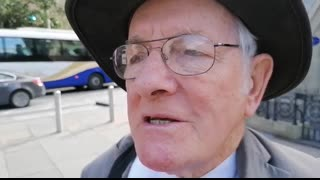 Richard Behal - Rally For Life Belfast 2019 - Escaped Limerick Prison in 1966