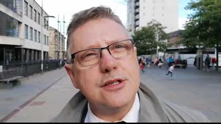 Ulster Unionist - Jim Dowson - Rally For Life Belfast