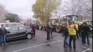 Save Rural IRELAND Demonstration