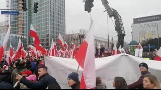 13 11 19 Polish Independence day Rally 2019