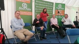 17 9 19 Sinn Fein EU loyalists - National ploughing championship 2019