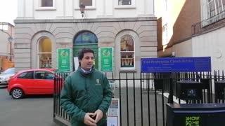 Síol na hÉireann Pay Tribute to the United Irishmen - Belfast, Ireland
