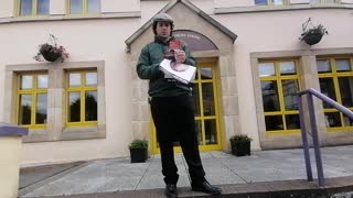 Síol na hÉireann Confront Far Left For Supporting Murdering Irish Babies!