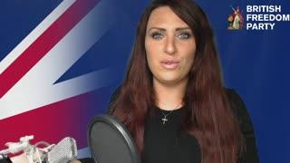 Jayda Fransen: Covid Cops cross the line in Northern Ireland
