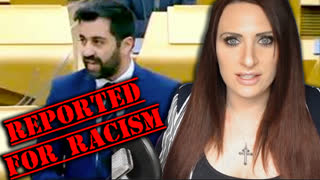 Jayda Fransen Reports Humza Yousaf to Police for Racism