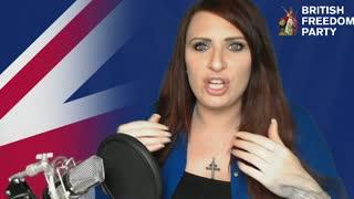 Jayda Fransen: Britain NOT Palestine